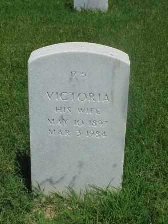 TUDOR, VICTORIA - Pulaski County, Arkansas | VICTORIA TUDOR - Arkansas Gravestone Photos