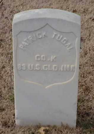 TUGAL (VETERAN UNION), PATRICK - Pulaski County, Arkansas | PATRICK TUGAL (VETERAN UNION) - Arkansas Gravestone Photos