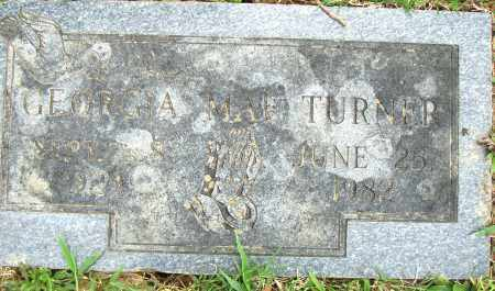 TURNER, GEORGIA MAE - Pulaski County, Arkansas | GEORGIA MAE TURNER - Arkansas Gravestone Photos