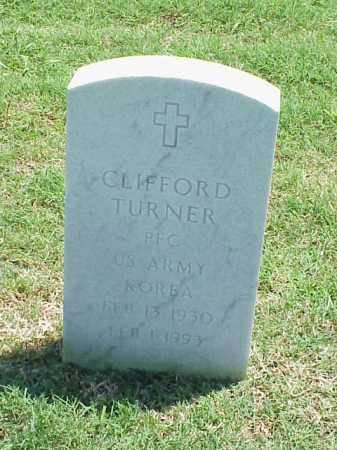 TURNER (VETERAN KOR), CLIFFORD - Pulaski County, Arkansas | CLIFFORD TURNER (VETERAN KOR) - Arkansas Gravestone Photos