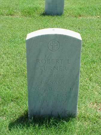 TURNER (VETERAN WWII), ROBERT L - Pulaski County, Arkansas   ROBERT L TURNER (VETERAN WWII) - Arkansas Gravestone Photos