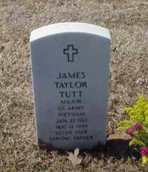 TUTT (VETERAN VIET), JAMES TAYLOR - Pulaski County, Arkansas | JAMES TAYLOR TUTT (VETERAN VIET) - Arkansas Gravestone Photos