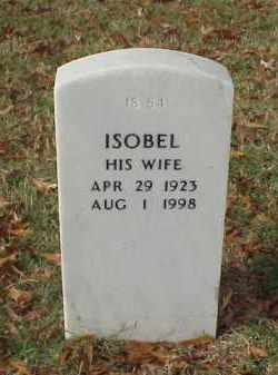 TYLER, ISOBEL - Pulaski County, Arkansas | ISOBEL TYLER - Arkansas Gravestone Photos