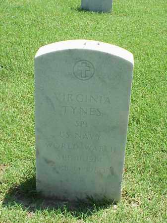 TYNES (VETERAN WWII), VIRGINIA - Pulaski County, Arkansas | VIRGINIA TYNES (VETERAN WWII) - Arkansas Gravestone Photos
