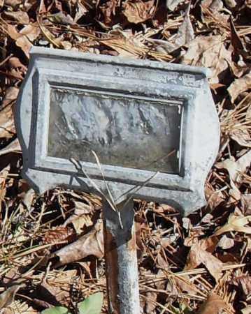 UNKNOWN, UNKNOWN #2 - Pulaski County, Arkansas | UNKNOWN #2 UNKNOWN - Arkansas Gravestone Photos