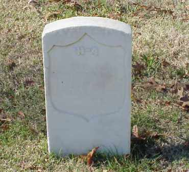 UNKNOWN (VETERAN), W A - Pulaski County, Arkansas | W A UNKNOWN (VETERAN) - Arkansas Gravestone Photos
