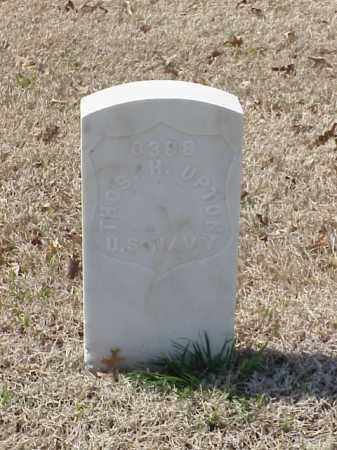 UPTON (VETERAN UNION), THOMAS H - Pulaski County, Arkansas | THOMAS H UPTON (VETERAN UNION) - Arkansas Gravestone Photos
