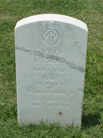 USSERY (VETERAN WWII), VEO - Pulaski County, Arkansas | VEO USSERY (VETERAN WWII) - Arkansas Gravestone Photos