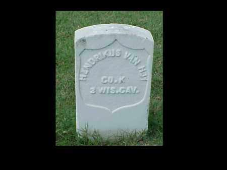 VAN HOY (VETERAN UNION), HENDRIKUS - Pulaski County, Arkansas | HENDRIKUS VAN HOY (VETERAN UNION) - Arkansas Gravestone Photos