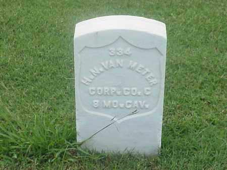 VAN METER (VETERAN UNION), HENRY N - Pulaski County, Arkansas | HENRY N VAN METER (VETERAN UNION) - Arkansas Gravestone Photos