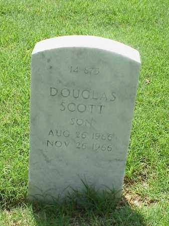 VAN WAGNER, DOUGLAS SCOTT - Pulaski County, Arkansas | DOUGLAS SCOTT VAN WAGNER - Arkansas Gravestone Photos