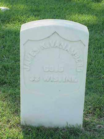 VANAMBERG (VETERAN UNION), JAMES K - Pulaski County, Arkansas | JAMES K VANAMBERG (VETERAN UNION) - Arkansas Gravestone Photos