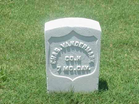 VANDERMARK (VETERAN UNION), CHARLES - Pulaski County, Arkansas | CHARLES VANDERMARK (VETERAN UNION) - Arkansas Gravestone Photos