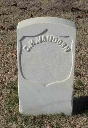 VANDORN (VETERAN), C H - Pulaski County, Arkansas | C H VANDORN (VETERAN) - Arkansas Gravestone Photos