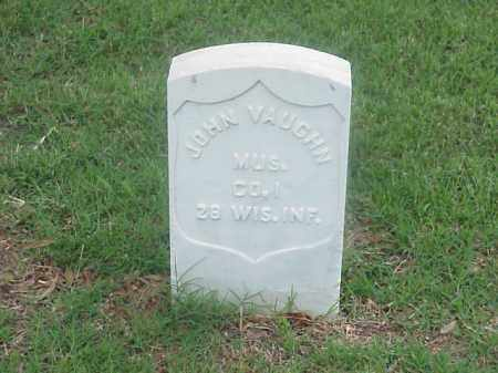 VAUGHN (VETERAN UNION), JOHN - Pulaski County, Arkansas | JOHN VAUGHN (VETERAN UNION) - Arkansas Gravestone Photos