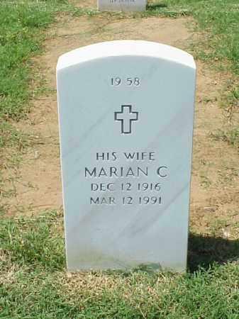VEDDER, MARIAN C - Pulaski County, Arkansas   MARIAN C VEDDER - Arkansas Gravestone Photos