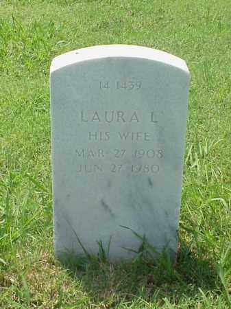 VERHINES, LAURA L - Pulaski County, Arkansas | LAURA L VERHINES - Arkansas Gravestone Photos