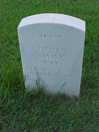 RAY VERNON, DAISY - Pulaski County, Arkansas | DAISY RAY VERNON - Arkansas Gravestone Photos