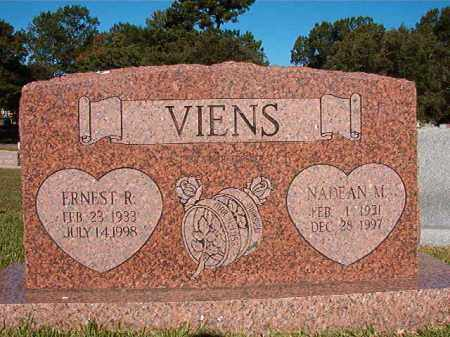 VIENS, NADEAN M - Pulaski County, Arkansas | NADEAN M VIENS - Arkansas Gravestone Photos