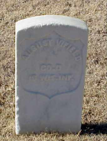 VIFIELD (VETERAN UNION), AUGUSTUS - Pulaski County, Arkansas | AUGUSTUS VIFIELD (VETERAN UNION) - Arkansas Gravestone Photos