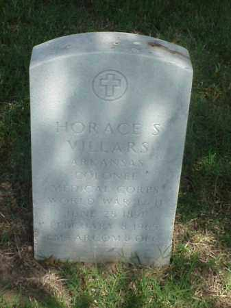 VILLARS (VETERAN 2 WARS), HORACE S - Pulaski County, Arkansas | HORACE S VILLARS (VETERAN 2 WARS) - Arkansas Gravestone Photos