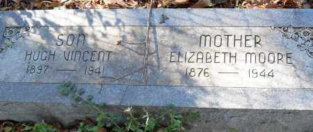 MOORE, ELIZABETH - Pulaski County, Arkansas | ELIZABETH MOORE - Arkansas Gravestone Photos