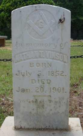VINSON, NATHAN T. - Pulaski County, Arkansas | NATHAN T. VINSON - Arkansas Gravestone Photos