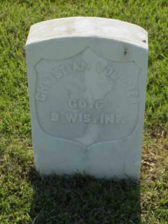 VOLLMER (VETERAN UNION), CHRISTIAN - Pulaski County, Arkansas | CHRISTIAN VOLLMER (VETERAN UNION) - Arkansas Gravestone Photos
