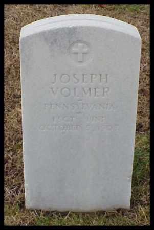 VOLMER (VETERAN), JOSEPH - Pulaski County, Arkansas | JOSEPH VOLMER (VETERAN) - Arkansas Gravestone Photos