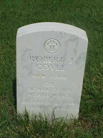 VOYLE (VETERAN WWI), ROBERT J - Pulaski County, Arkansas | ROBERT J VOYLE (VETERAN WWI) - Arkansas Gravestone Photos
