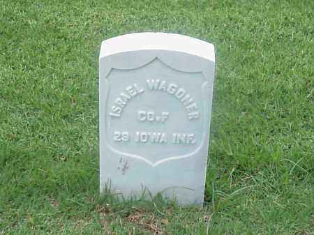 WAGONER (VETERAN UNION), ISRAEL - Pulaski County, Arkansas | ISRAEL WAGONER (VETERAN UNION) - Arkansas Gravestone Photos