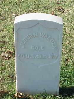 WALDEN (VETERAN UNION), LILBURN - Pulaski County, Arkansas | LILBURN WALDEN (VETERAN UNION) - Arkansas Gravestone Photos