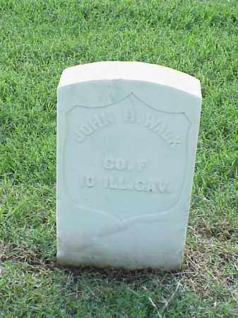 WALK (VETERAN UNION), JOHN H - Pulaski County, Arkansas | JOHN H WALK (VETERAN UNION) - Arkansas Gravestone Photos