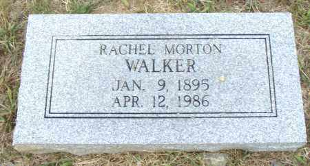 WALKER, RACHEL - Pulaski County, Arkansas | RACHEL WALKER - Arkansas Gravestone Photos