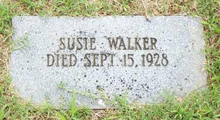 WALKER, SUSIE - Pulaski County, Arkansas | SUSIE WALKER - Arkansas Gravestone Photos
