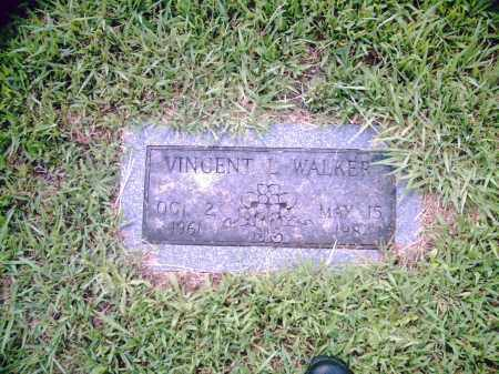 WALKER, VINCENT L. - Pulaski County, Arkansas | VINCENT L. WALKER - Arkansas Gravestone Photos