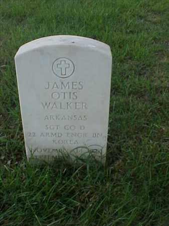 WALKER (VETERAN KOR), JAMES OTIS - Pulaski County, Arkansas | JAMES OTIS WALKER (VETERAN KOR) - Arkansas Gravestone Photos