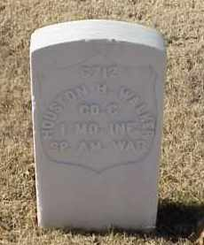 WALKER (VETERAN SAW), HOUSTON H - Pulaski County, Arkansas | HOUSTON H WALKER (VETERAN SAW) - Arkansas Gravestone Photos