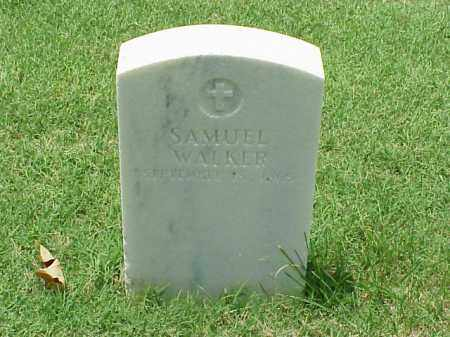 WALKER (VETERAN UNION), SAMUEL - Pulaski County, Arkansas | SAMUEL WALKER (VETERAN UNION) - Arkansas Gravestone Photos