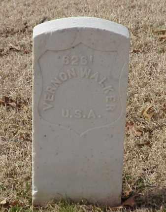 WALKER (VETERAN), VERNON - Pulaski County, Arkansas | VERNON WALKER (VETERAN) - Arkansas Gravestone Photos