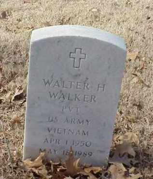 WALKER (VETERAN VIET), WALTER H - Pulaski County, Arkansas | WALTER H WALKER (VETERAN VIET) - Arkansas Gravestone Photos