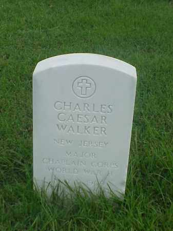 WALKER (VETERAN WWII), CHARLES CAESAR - Pulaski County, Arkansas | CHARLES CAESAR WALKER (VETERAN WWII) - Arkansas Gravestone Photos