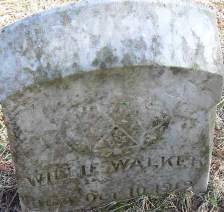 WALKER, WILLIE - Pulaski County, Arkansas | WILLIE WALKER - Arkansas Gravestone Photos
