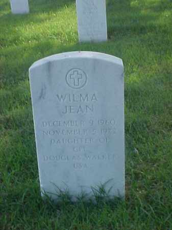 WALKER, WILMA JEAN - Pulaski County, Arkansas | WILMA JEAN WALKER - Arkansas Gravestone Photos