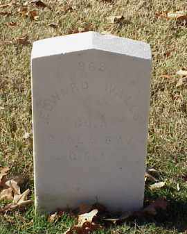 WALLS (VETERAN CSA), EDWARD - Pulaski County, Arkansas | EDWARD WALLS (VETERAN CSA) - Arkansas Gravestone Photos