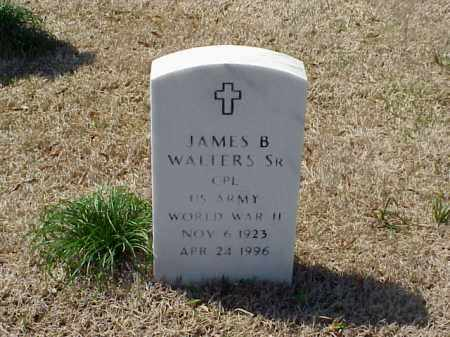 WALTERS, SR (VETERAN WWII), JAMES B - Pulaski County, Arkansas | JAMES B WALTERS, SR (VETERAN WWII) - Arkansas Gravestone Photos