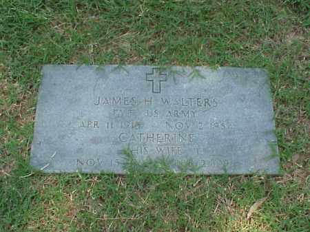 WALTERS, CATHERINE - Pulaski County, Arkansas | CATHERINE WALTERS - Arkansas Gravestone Photos