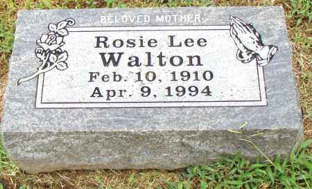 WALTON, ROSIE LEE - Pulaski County, Arkansas | ROSIE LEE WALTON - Arkansas Gravestone Photos