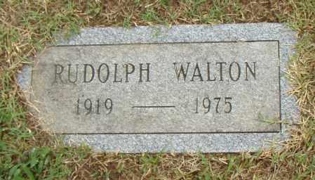 WALTON, RUDOLPH - Pulaski County, Arkansas | RUDOLPH WALTON - Arkansas Gravestone Photos