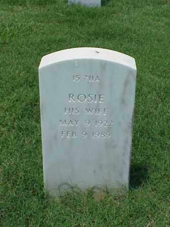 WARD, ROSIE - Pulaski County, Arkansas | ROSIE WARD - Arkansas Gravestone Photos